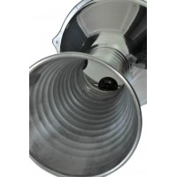 Turkish Aluminium with Zil Darbuka 20cm