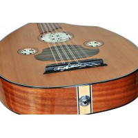 Turkish Flat Oud Mahogany Red Cedar