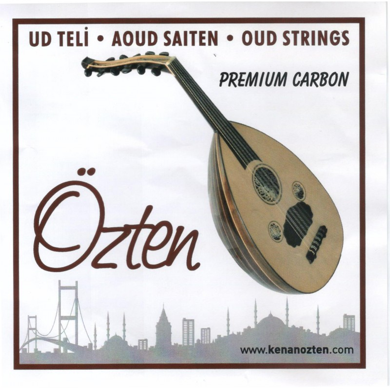 Ozten Turkish Oud String Extra Strong