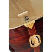 Turkish Saz Staved-Body Paduca Mother of Pearl Guitar Tuner