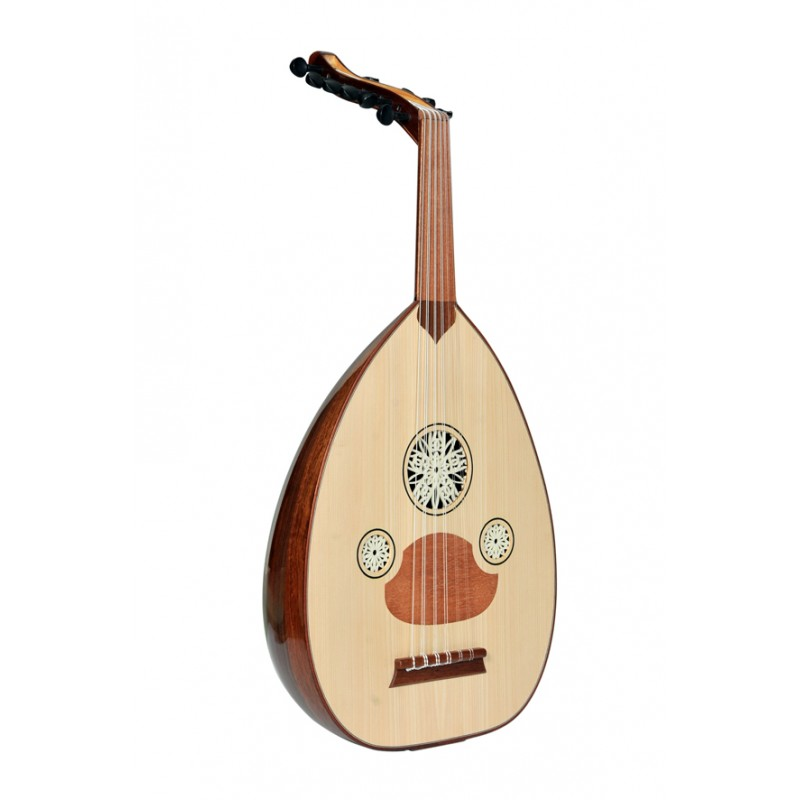 Turkish Oud Mahogany-Walnut