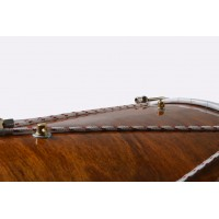 Turkish Folk Drum Walnut Calibrated 45cm